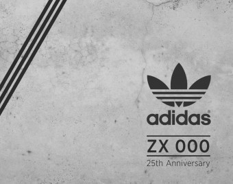 adidas Origininals ZX000 Anniversary
