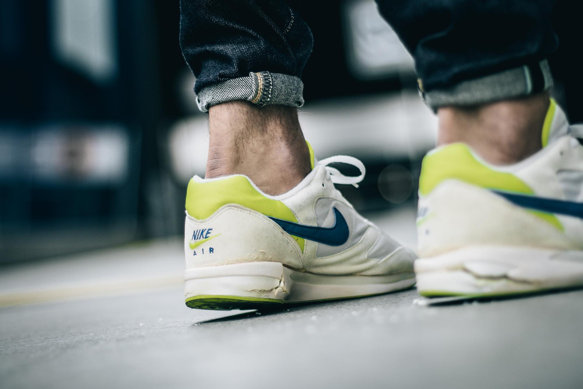 Nike Air Mariah Vintage