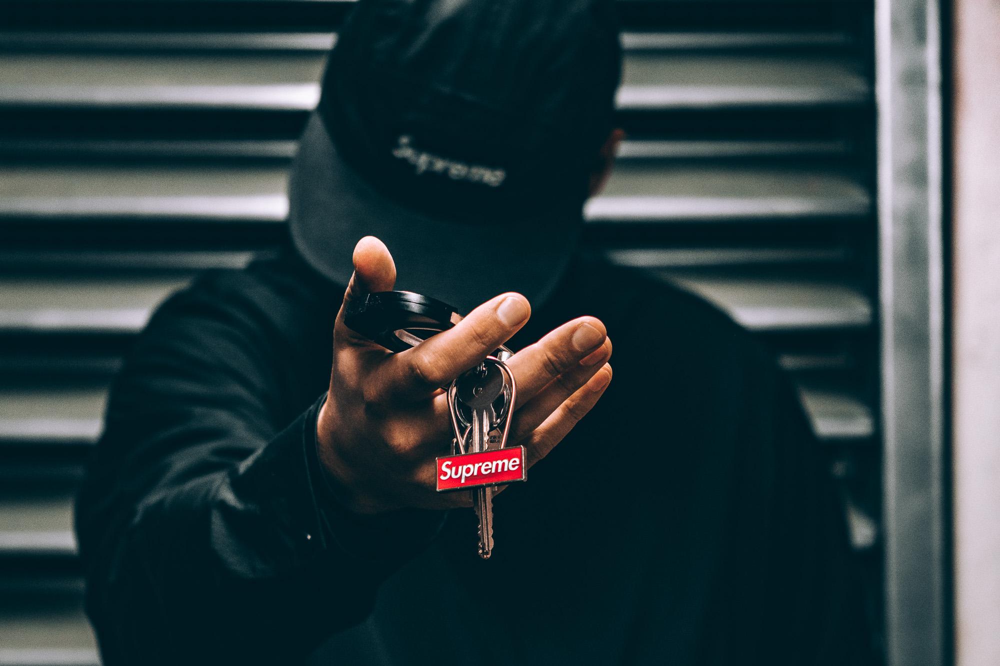 Supreme Key