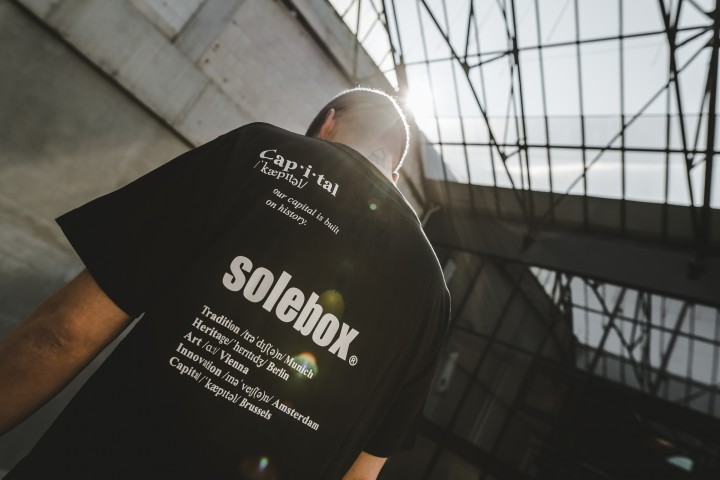 solebox City Tees